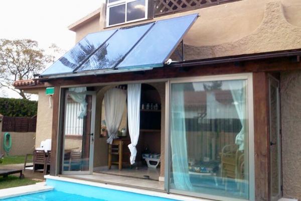 Equipo de energía solar térmica instalados en Mijas
