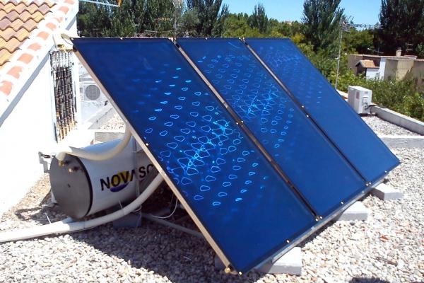 Instalación de paneles solares en Toledo
