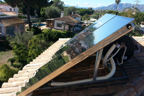 Nueva instalación de paneles solares en Alicante