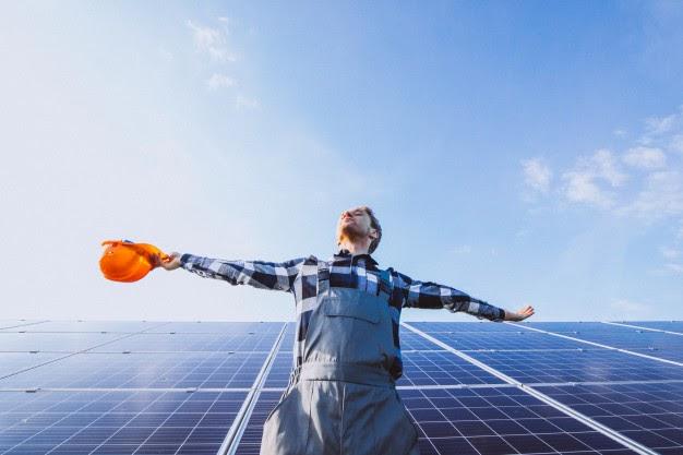 Energía solar mas grande